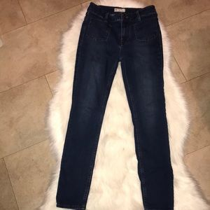 Free People High Waist Jeans
